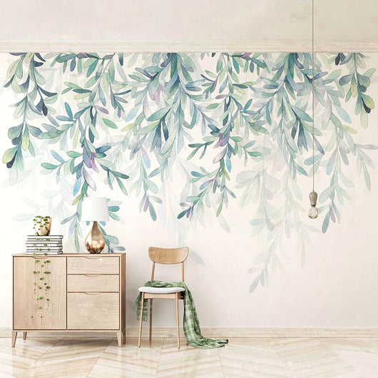forest fresco mural wallpaper floral wallpaper forest homesbest wall decor at great price, forest fresco mural wallpaper (m²), beautiful
