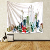 Nature decor, Wall Decor, Colorful Cactus Tapestry, Beautiful Natural Decor, Nature inspired Design, home decor, Forest Homes