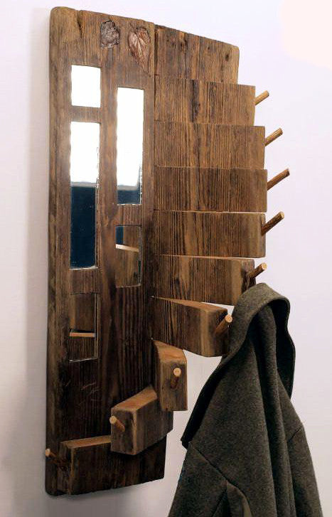 nature Storing and Organising, Cedar Rack, beautiful natural decor, nature inspired designs, best home decor, Forest Homes