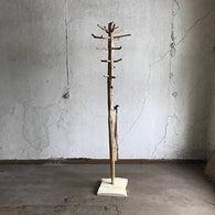 nature inspired Aspen Standing Rack, Beautiful, unique Storing and Organising, Forest Homes, Natural Decor, Nature inspired Design, home decor