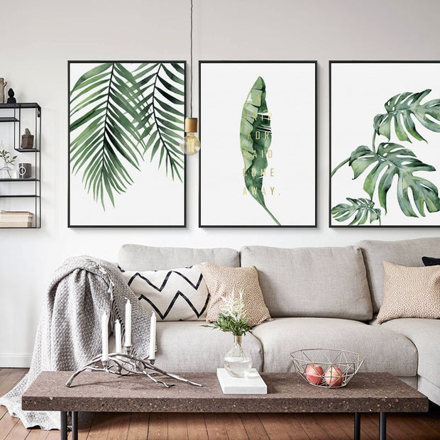 nature Wall Decor, Wild Eudicots Canvas, beautiful natural decor, nature inspired designs, best home decor, Forest Homes