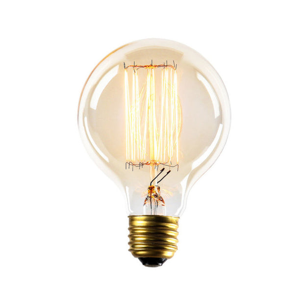nature Lighting, Save Energy! Edison Light Bulbs - G80, beautiful natural decor, nature inspired designs, best home decor, Forest Homes