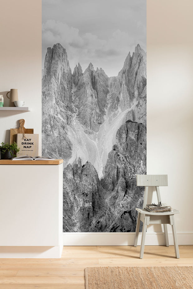 nature Wall Decor, High Summit Mural Wallpaper, beautiful natural decor, nature inspired designs, best home decor, Forest Homes
