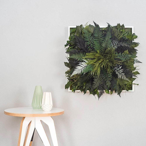 nature Wall Decor, Jungle Square Plant Wall Art, beautiful natural decor, nature inspired designs, best home decor, Forest Homes