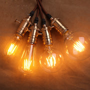 nature Lighting, Save Energy! Edison Light Bulbs - T45, beautiful natural decor, nature inspired designs, best home decor, Forest Homes