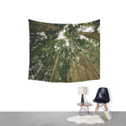 nature Wall Decor, Calm Tapestry, beautiful natural decor, nature inspired designs, best home decor, Forest Homes