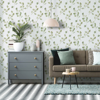 Best Wall Decor At Great Price, Lo Capo Green Mural Wallpaper, Beautiful  Natural Decor