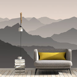 Mountain Journey Mural Wallpaper (m²)
