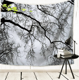Nature decor, Wall Decor, Foresta Nera Tapestry, Beautiful Natural Decor, Nature inspired Design, home decor, Forest Homes