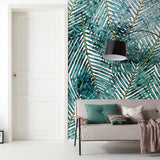 nature Wall Decor, Dream of Palm Wallpaper Mural, beautiful natural decor, nature inspired designs, best home decor, Forest Homes