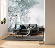 Shinto Tree Mural Wallpaper