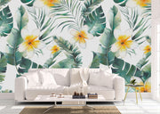 nature Wall Decor, Var Bloom Mural Wallpaper (m²), beautiful natural decor, nature inspired designs, best home decor, Forest Homes