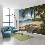 nature Wall Decor, Summer Calm Mural Wallpaper, beautiful natural decor, nature inspired designs, best home decor, Forest Homes