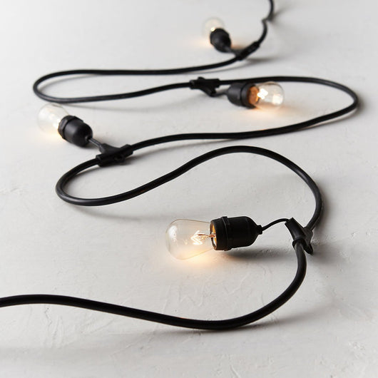 Wald Outdoor String Lights