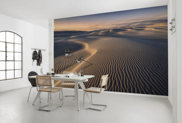 nature Wall Decor, Wind in Dunes Mural Wallpaper, beautiful natural decor, nature inspired designs, best home decor, Forest Homes