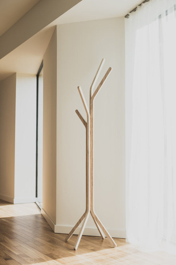 nature Storing and Organising, Drzewo Coat Rack, beautiful natural decor, nature inspired designs, best home decor, Forest Homes
