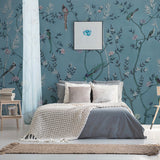 Best Wall Decor at great price, Capo Bird Mural Wallpaper, Beautiful Natural Decor, Nature inspired Designs, home decor, Forest Homes