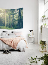 Nature decor, Wall Decor, Pichavaram Tapestry, Beautiful Natural Decor, Nature inspired Design, nature wallpaper, floral wallpaper, forest wallpaper, mural wallpaper, nature canvas, canvas prints, nature tapestries, glass terrariums, home decor, Forest Homes