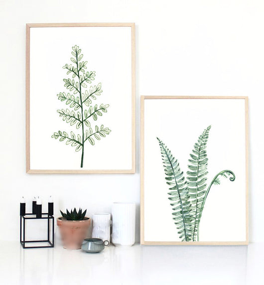 Nature decor, Wall Decor, Compound Canvas Prints Collection (Set of 2 Canvas), Beautiful Natural Decor, Nature inspired Design, home decor, Forest Homes