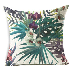 Nature decor, Comfort, Gardenia Cushion Covers, Beautiful Natural Decor, Nature inspired Design, home decor, Forest Homes