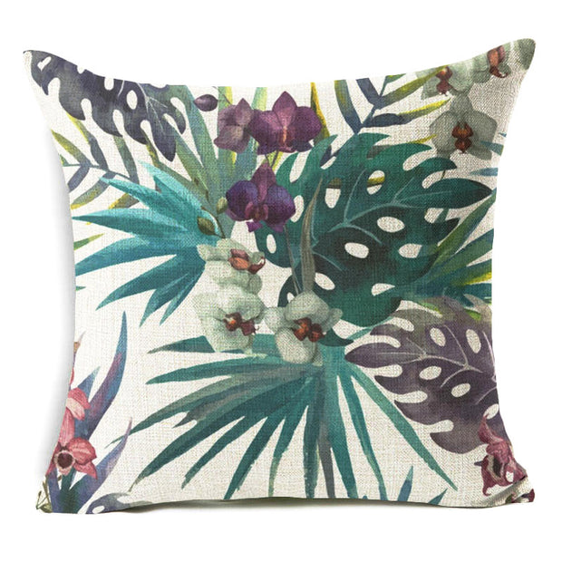 nature Comfort, Gardenia Cushion Covers, beautiful natural decor, nature inspired designs, best home decor, Forest Homes