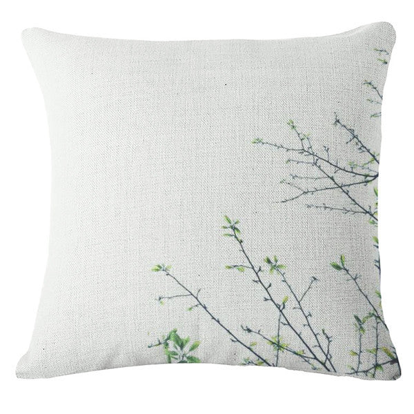 nature Comfort, Sweet Thujas Cushion Covers Collection, beautiful natural decor, nature inspired designs, best home decor, Forest Homes