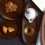 Best Cooking and Eating at great price, Daintree Handcarved Walnut Tray, Beautiful Natural Decor, Nature inspired Designs, home decor, Forest Homes