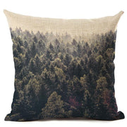 nature Comfort, Ainava Cushion Covers, beautiful natural decor, nature inspired designs, best home decor, Forest Homes