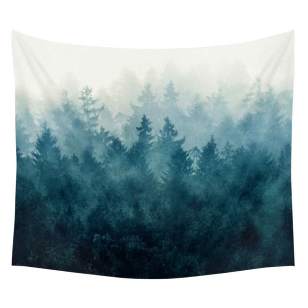 nature Wall Decor, Naimisha Tapestry, beautiful natural decor, nature inspired designs, best home decor, Forest Homes