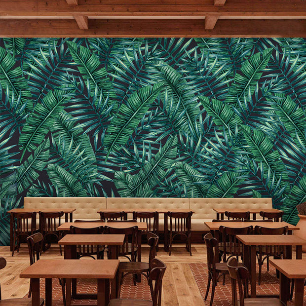 nature Wall Decor, Deep Zalias Mural Wallpaper (m²), beautiful natural decor, nature inspired designs, best home decor, Forest Homes