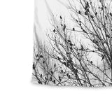 Nature inspired decor, Wall Decor, Pipa B&W Forest Tapestry, Beautiful Natural Decor, Nature Designs, home decor, Forest Homes