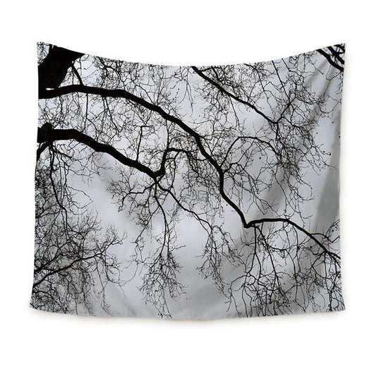 Nature inspired decor, Wall Decor, Foresta Nera Tapestry, Beautiful Natural Decor, Nature Designs, home decor, Forest Homes