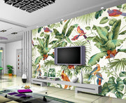 nature Wall Decor, Royal Garden Mural Wallpaper (m²), beautiful natural decor, nature inspired designs, best home decor, Forest Homes