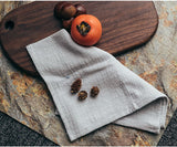 nature Cooking and Eating, Gabbros Linen Cloth Set (Set of 4), beautiful natural decor, nature inspired designs, best home decor, Forest Homes