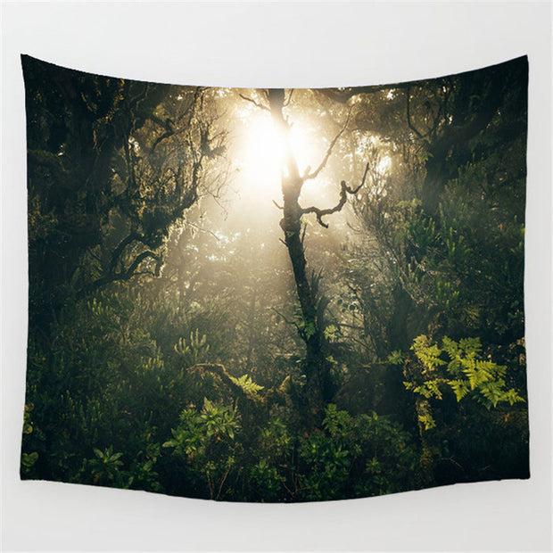 nature Wall Decor, Raima Tapestry, beautiful natural decor, nature inspired designs, best home decor, Forest Homes