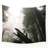 nature inspired Mias Wall Tapestry, Beautiful, unique Wall Decor, Forest Homes, Natural Decor, Nature inspired Design, home decor