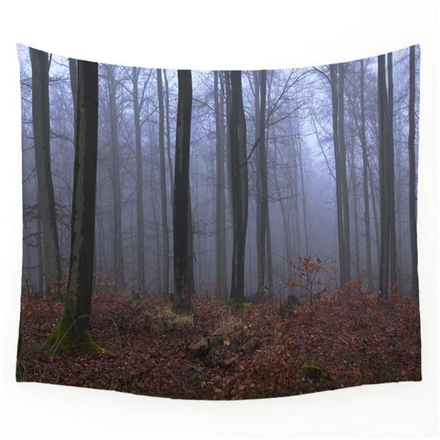 nature Wall Decor, Nebula Tapestry, beautiful natural decor, nature inspired designs, best home decor, Forest Homes