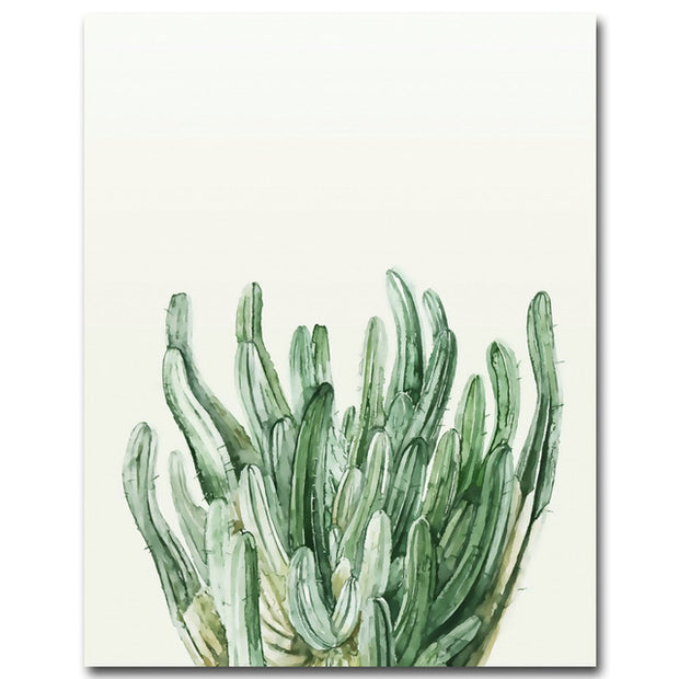 nature Wall Decor, Cereus Repandus Canvas Prints, beautiful natural decor, nature inspired designs, best home decor, Forest Homes