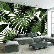nature Wall Decor, Tropical Feelings Wallpaper Mural (m²), beautiful natural decor, nature inspired designs, best home decor, Forest Homes