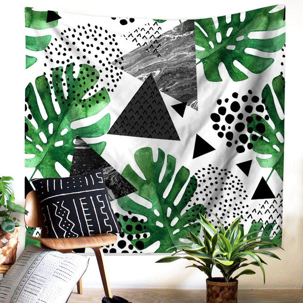 nature Wall Decor, Taim Tapestry, beautiful natural decor, nature inspired designs, best home decor, Forest Homes