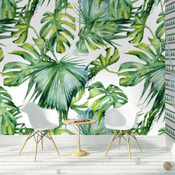 Nature decor, Wall Decor, Fashion Garden Mural Wallpaper (m²), Beautiful Natural Decor, Nature inspired Design, home decor, Forest Homes