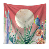 Nature decor, Wall Decor, Cactus Frida Tapestry, Beautiful Natural Decor, Nature inspired Design, home decor, Forest Homes