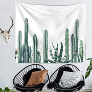 nature Wall Decor, Bubble Cactus Tapestry, beautiful natural decor, nature inspired designs, best home decor, Forest Homes