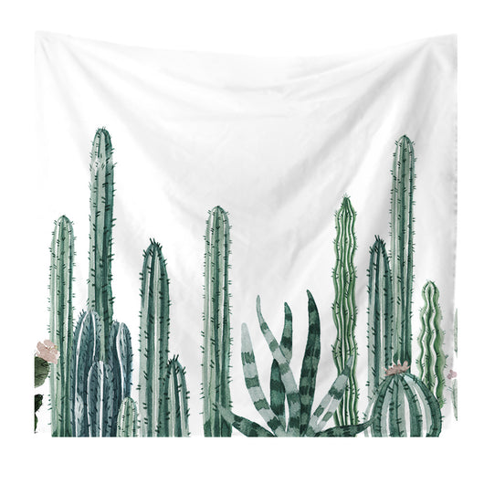 Nature decor, Wall Decor, Bubble Cactus Tapestry, Beautiful Natural Decor, Nature inspired Design, home decor, Forest Homes