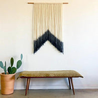 nature inspired Baneberry Macramé Wall Hanging, Beautiful, unique Wall Decor, Forest Homes, Natural Decor, Nature inspired Design, home decor