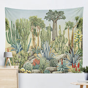 nature Wall Decor, Varm Cactus Tapestry, beautiful natural decor, nature inspired designs, best home decor, Forest Homes