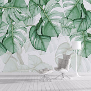 nature Wall Decor, Forest Bloom Mural Wallpaper (m²), beautiful natural decor, nature inspired designs, best home decor, Forest Homes