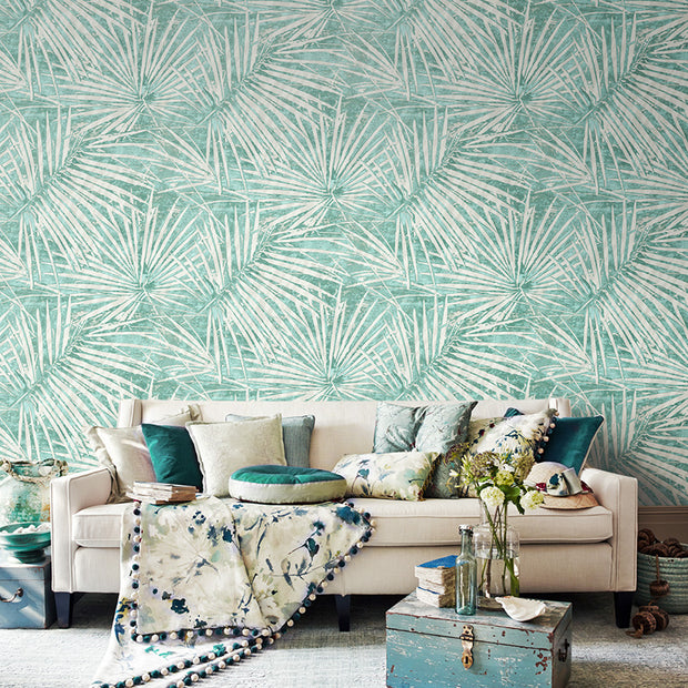 nature Wall Decor, Natural Living Pattern Wallpaper (2X), beautiful natural decor, nature inspired designs, best home decor, Forest Homes