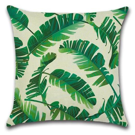 nature Comfort, Trae Blade Cushion Covers, beautiful natural decor, nature inspired designs, best home decor, Forest Homes