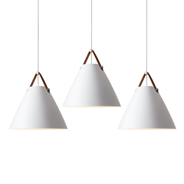 Line Flow Hanging Lights